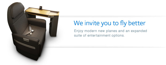 We invite you to fly better