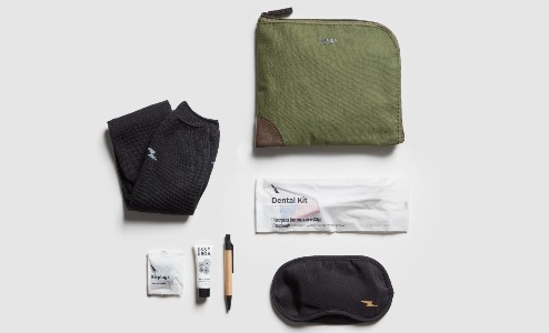 Flagship First Transcon Amenity Kit