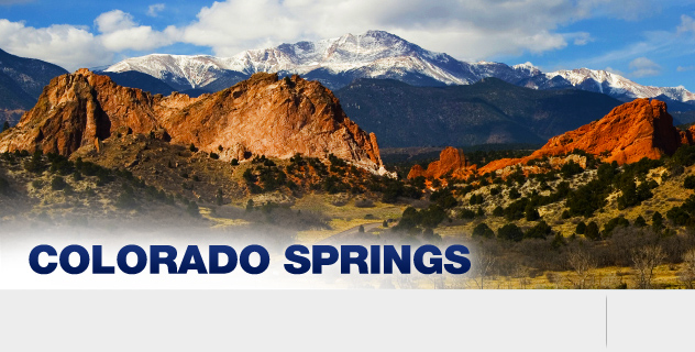 Visit Colorado Springs